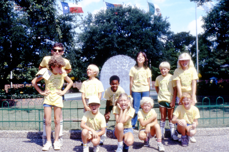 Field trip to Six Flags Amusement Park in Arlington, TX.
